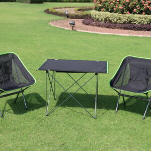Folding Table and Chair - Shimshal Adventure Shop