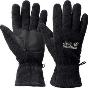 Jack Wolfskin Gloves Black - Shimshal Adventure Shop
