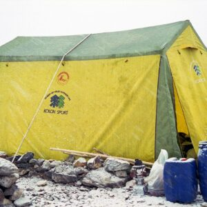 Shimshal Adventure Shop Kitchen Tent