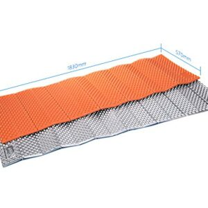 Naturehike Egg Crate Folding Mat - Shimshal Adventure Shop