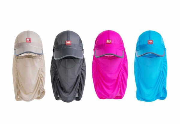 Naturehike Folding Quick-Dry Cap – With Protective Breathable Mesh - Shimshal Adventure Shop