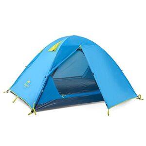 Naturehike Kit Set Three Man Tent+Mat - Shimshal Adventure Shop
