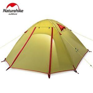 Naturehike P-Series Aluminium Pole Tent - Shimshal Adventure Shop
