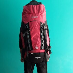 Nordcapp Rucksack Red 55L - Shimshal Adventure Shop