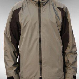 Water Proof Parka Jacket GREY - Shimshal Adventure Shop