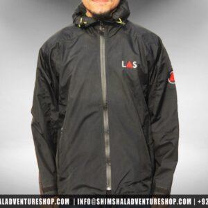 Waterproof Parka Jacket BLACK - Shimshal Adventure Shop